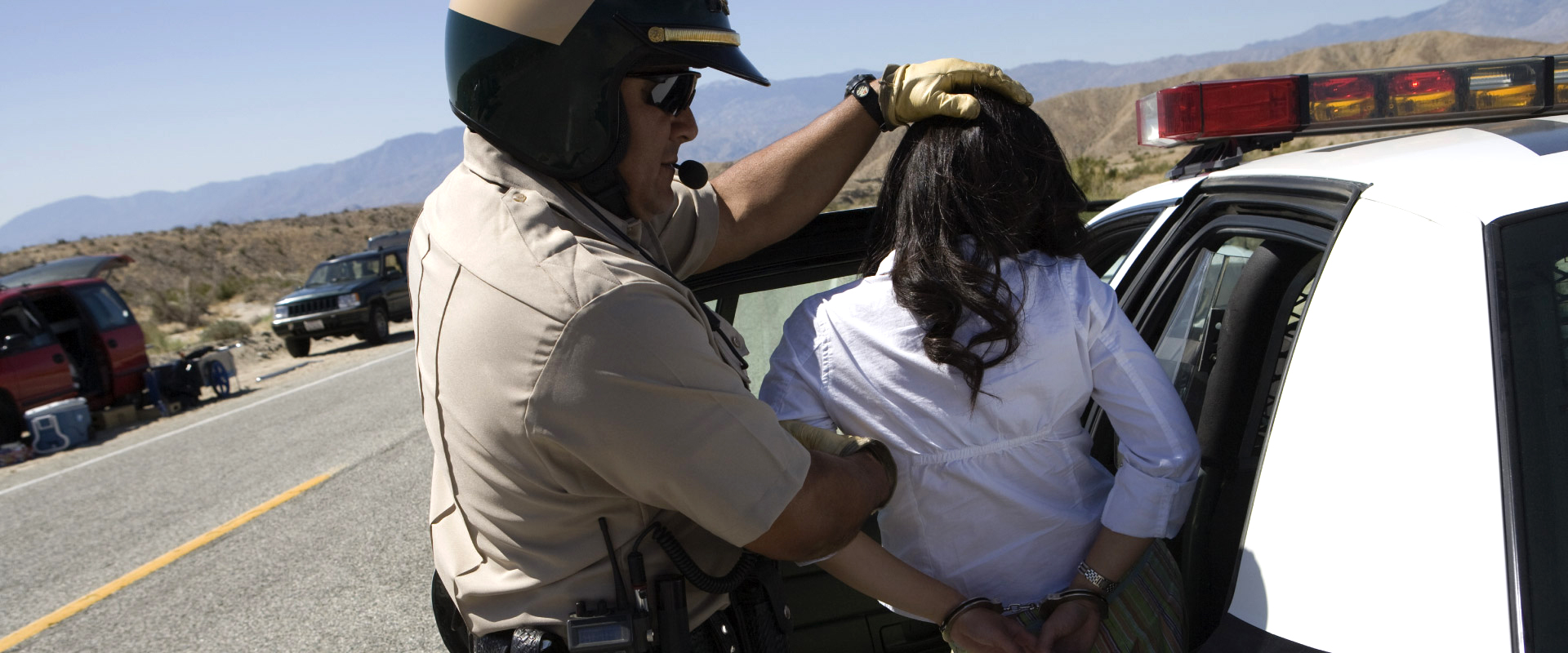 arrested for criminal charges in Arizona