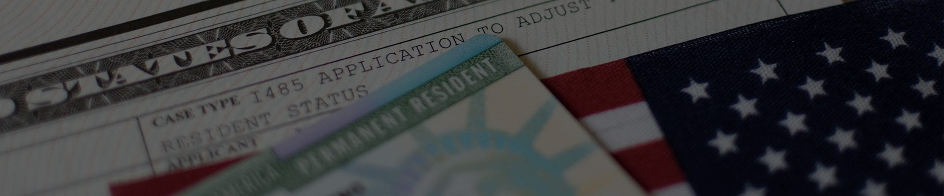 Application to Register Permanent Residence or Adjust Status with USCIS
